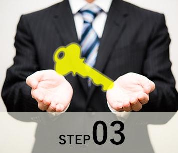 マスターキーや他の鍵穴と連動するような場合、納期がかかります(3、4週間~前後)。 キーワールドでは、お客様にご納得いただけないままお手続きを進めるようなことは一切ございません。 一つでもご不明点がございましたら、お気軽にお申し付けください。