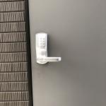 スマートロック RemoteLock7iを取付 施工画像